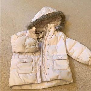 Pink Jacadi coat